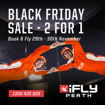 iFLY Perth Black Friday Sale