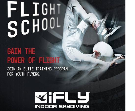 Flight School - 5 Flights