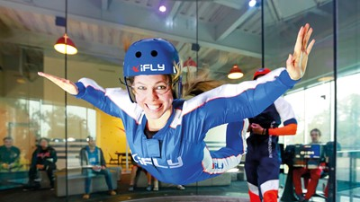 Discover Indoor Skydiving - iFLY Calgary