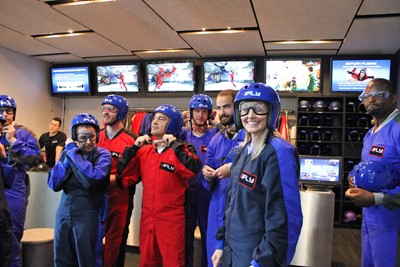 Indoor Skydiving Pre-flight Briefing- iFLY Australia