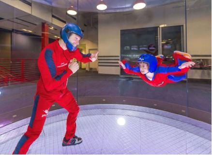 Indoor Skydiving Expert Help - iFLY Australia