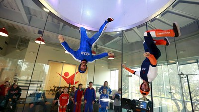 What to expect? - iFLY Indoor Skydiving